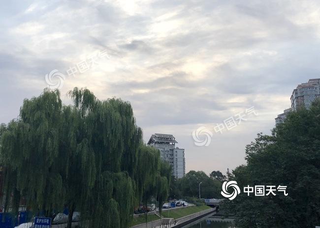 北京昼夜温差大 周末气温下跌最低气温仅个位数
